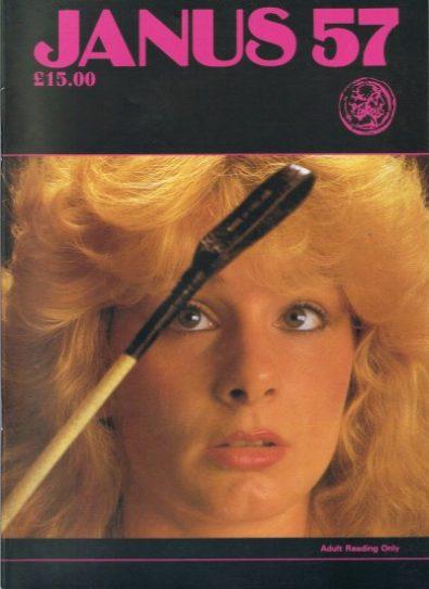 Front cover of Janus 57 magazine