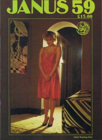 Front cover of Janus 59 magazine