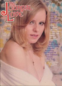 Front cover of Journal of Love Volume 4 No 9 magazine