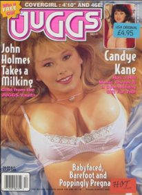 Front cover of Juggs December 1997 magazine