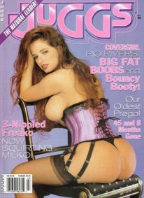 Front cover of Juggs March 1999 magazine
