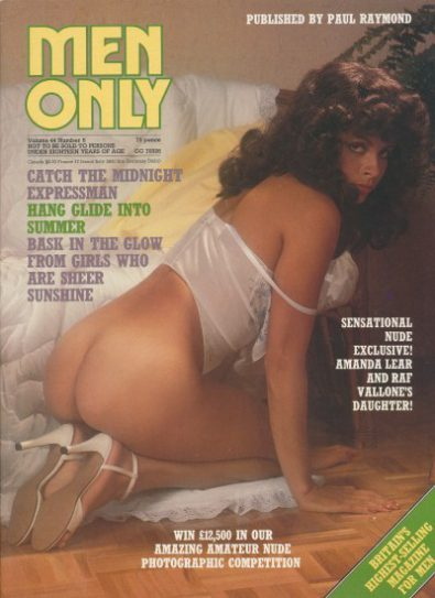 Front cover of Men Only Volume 44 No 6 magazine