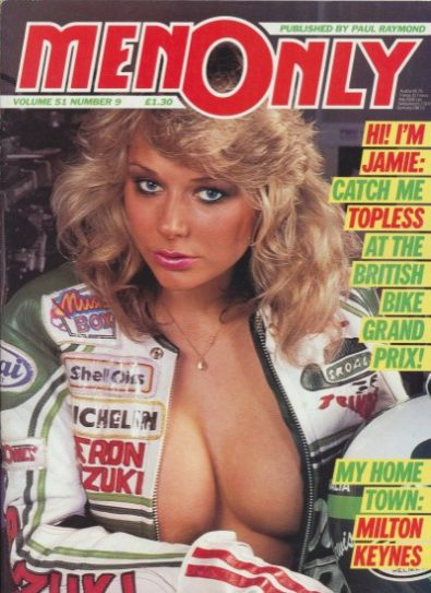 Front cover of Men Only Volume 51 No 9 magazine