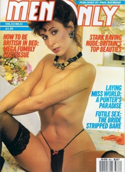 Old Porn Magazines Inches