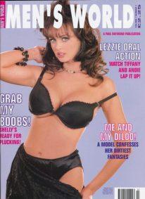Front cover of Mens World Volume 7 No 7 magazine
