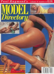 Front cover of Model Directory Volume 6 No 4 magazine
