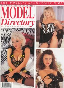 Front cover of Model Directory Volume 9 No 2 magazine