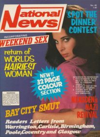 Front cover of National News 46 magazine