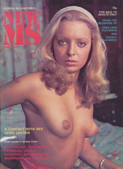 Front cover of New MS No 9 magazine