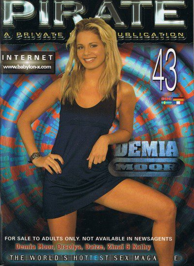 Front cover of Pirate 43 magazine