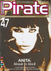 Front cover of Pirate 47 magazine