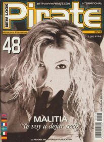 Front cover of Pirate 48 magazine
