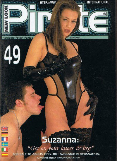 Front cover of Pirate 49 magazine