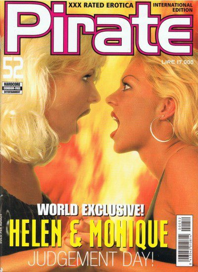 Front cover of Pirate 52 magazine