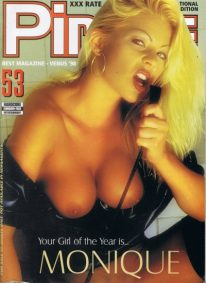 Front cover of Pirate 53 magazine