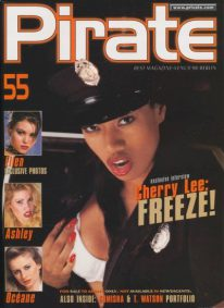 Front cover of Pirate 55 magazine