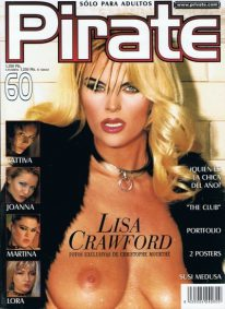 Front cover of Pirate 60 magazine