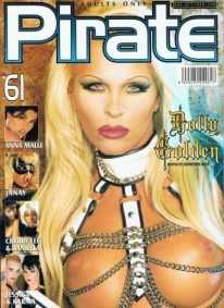 Front cover of Pirate 61 magazine
