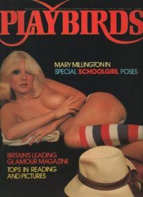 Front cover of Playbirds No 7 magazine