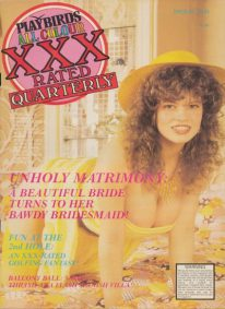 Front cover of Playbirds XXX Quarterly Issue 52 magazine