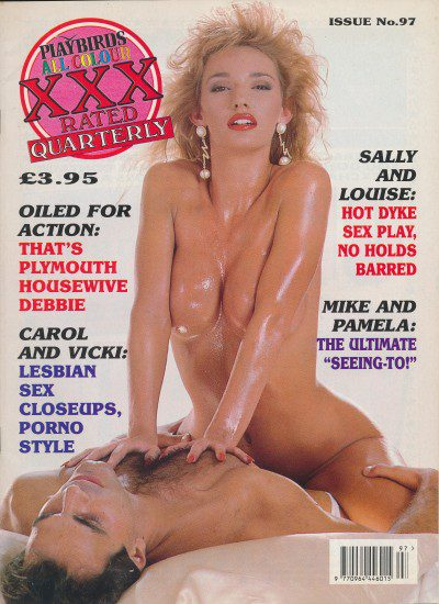 Front cover of Playbirds XXX Quarterly Number 97 magazine