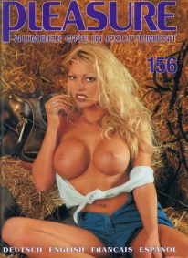 Front cover of Pleasure No 156 magazine