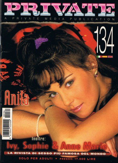 Front cover of magazine