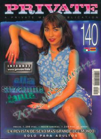 Front cover of Private 140 (Spanish Edition) magazine
