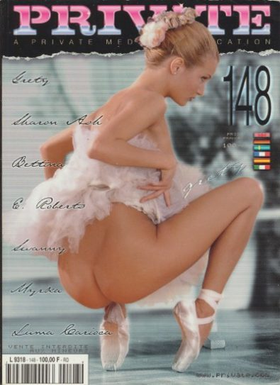 Front cover of Private 148 magazine