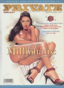 Front cover of Private Millionaire magazine