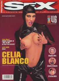 Front cover of Private Sex 46 magazine