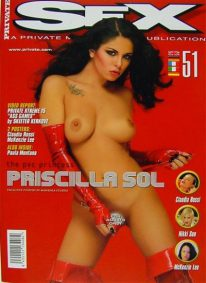 Front cover of Private Sex 51 magazine