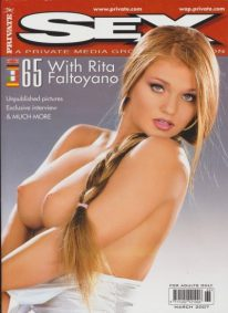 Front cover of Private Sex 65 magazine