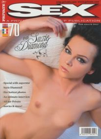Front cover of Private Sex 70 magazine