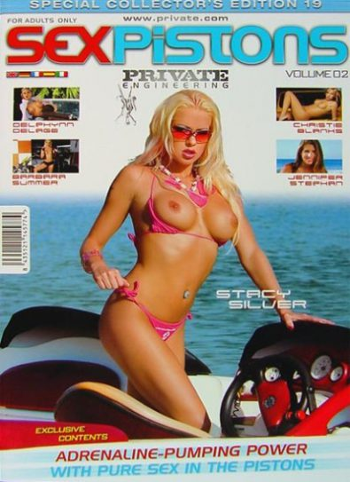Front cover of Sex Pistons Volume 1 magazine