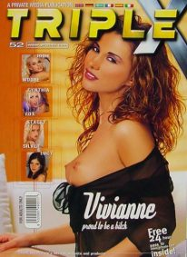 Front cover of Private Triple X 52 magazine