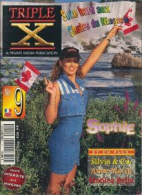 Front cover of Private Triple X 9 magazine