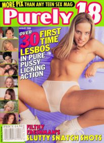 Front cover of Purely 18 August 2000 magazine