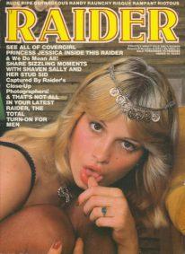 Front cover of Raider Volume 2 No 6 magazine