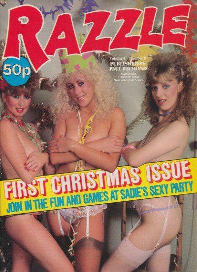 Front cover of Razzle Volume 01 No 9 magazine
