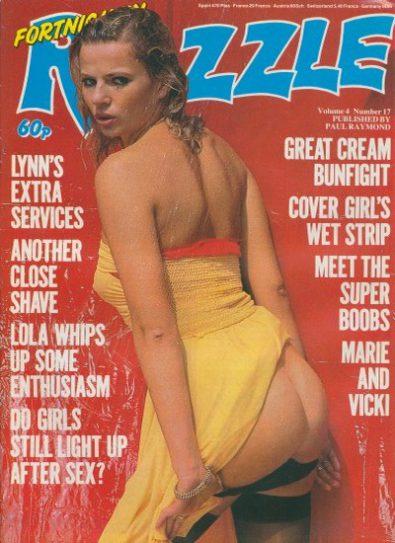 Front cover of Razzle Volume 04 No 17 magazine