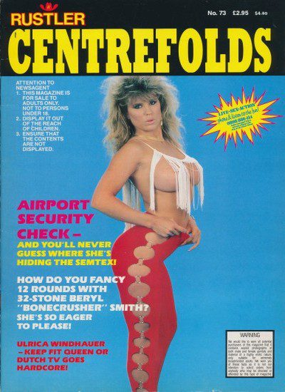 magazine porn vintage dutch
