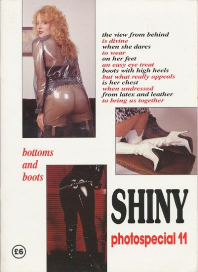 Front cover of Shiny International Issue 11 magazine