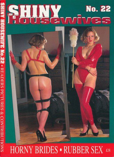 Front cover of Shiny International Issue 22 magazine