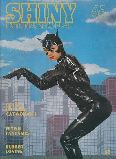 Front cover of Shiny International Issue 65 magazine
