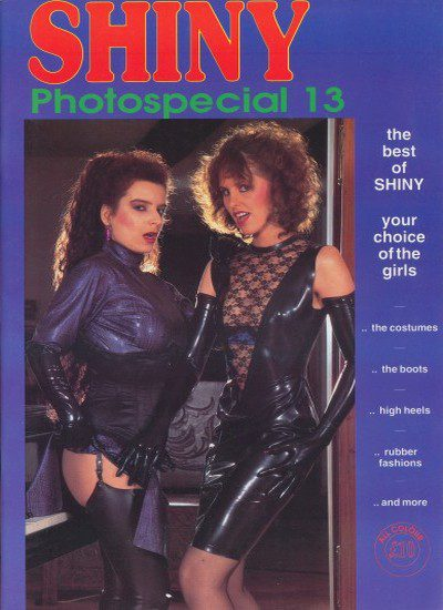 Front cover of Shiny Photo Special 19 magazine