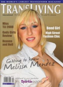 Front cover of Transliving Issue 28 magazine