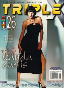 Front cover of Private Triple X 26 magazine