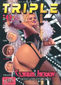 Front cover of Private Triple X 47 magazine