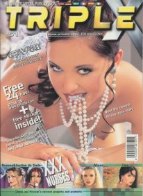 Front cover of Private Triple X 51 magazine